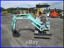 Yanmar B12-1 Mini Excavator Farm Tractor Dozer