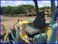 Yanmar B-50 Mini Hydraulic Excavator