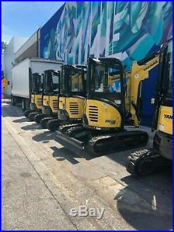 Yanmar Vi025-6a Mini Excavator New