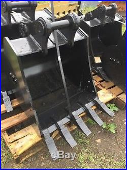 Yanmar Vio55-6A Mini Excavator With Bucket DEMO Model