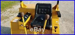 Yanmar YB121 Mini Excavator Trackhoe Backhoe Dozer 1630 Hours NICE MACHINE